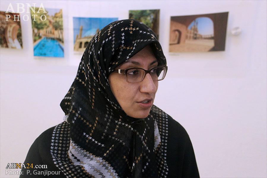 خانم نازنین کریم عضو مجمع اهل بیت