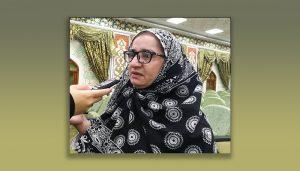 رشاد کوسر بانوی پاکستانی