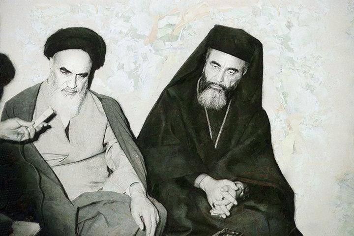 El imam Jomeiní