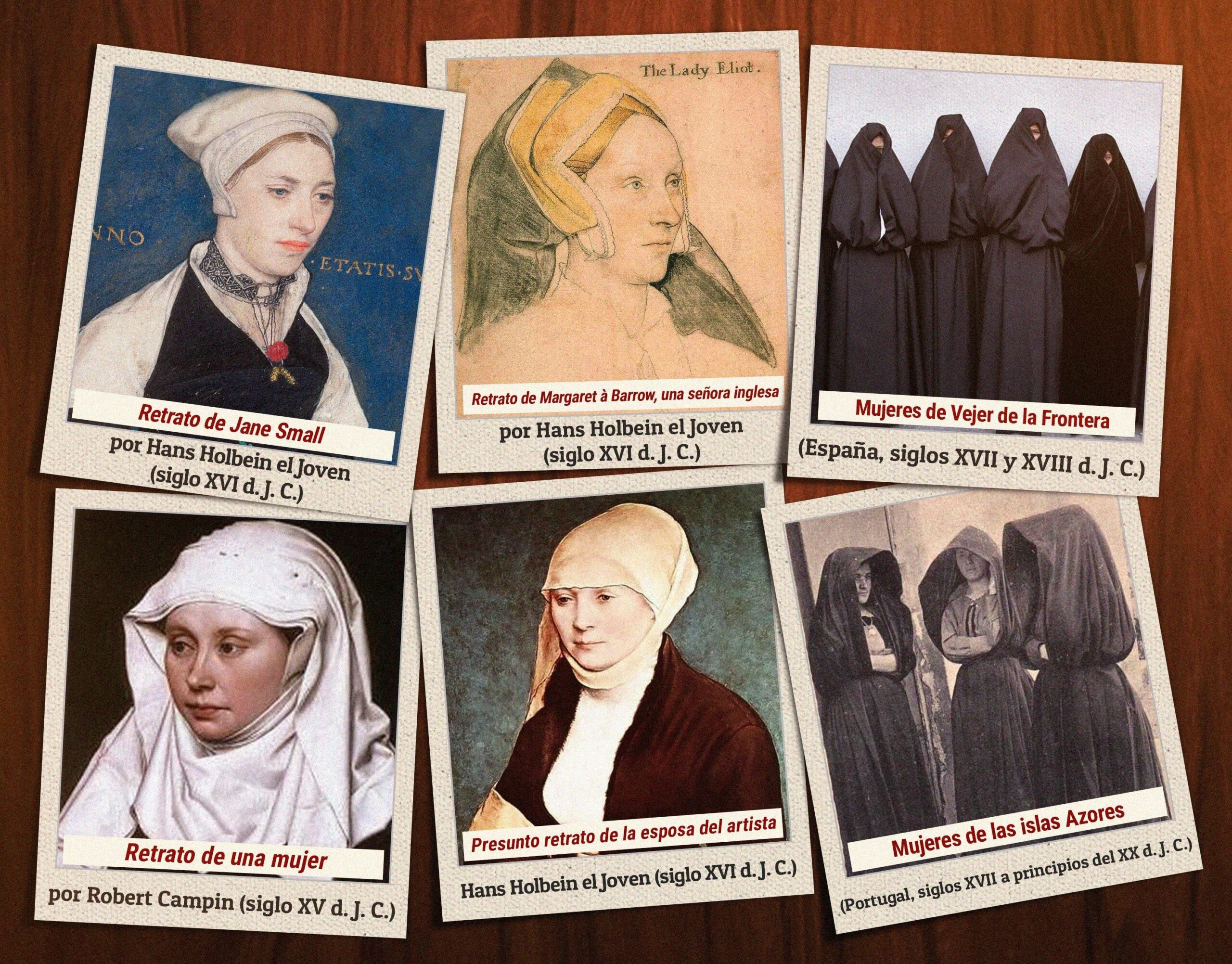 Las mujeres europea