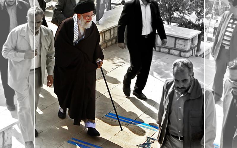 el imam Jameneí sobre