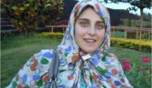 عایشه، دختر تازه مسلمان ایتالیایی