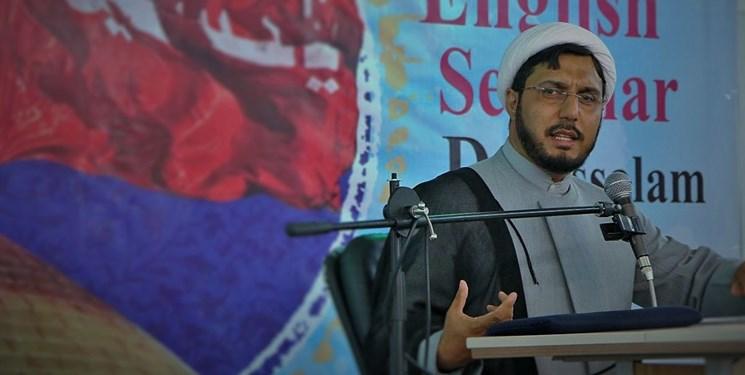 حجت الاسلام یحیی جهانگیری مبلغ بین الملل