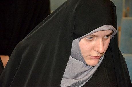 آمنه آرمینا (آرمینا حاساگیچ) دانشجوی بوسنیایی
