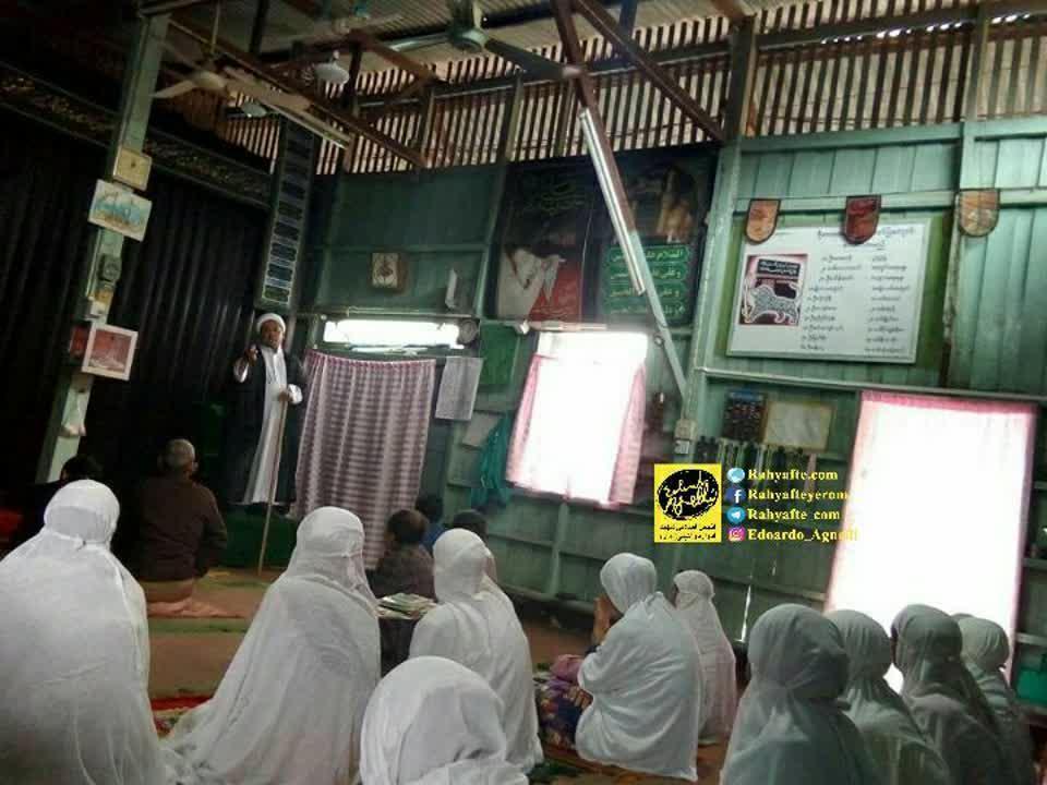 نمازجمعه -میانمار1