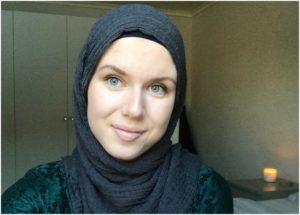 الیزابت تازه مسلمان اهل اسکاندیناوی